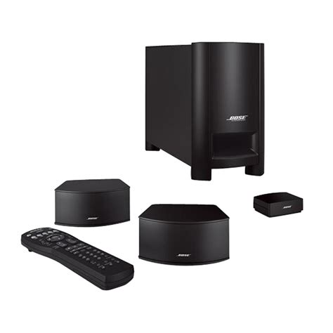 inside bose home theater