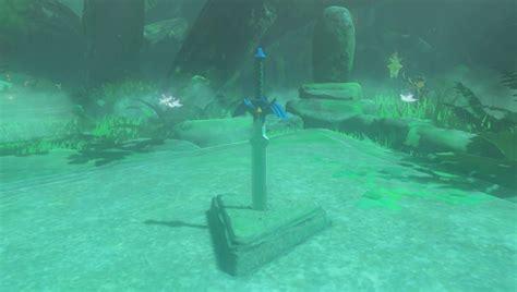 pedestal zelda breath of the wild zelda breath of the wild master sword location