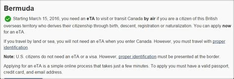 Credit Card Authorization Form Government Of Canada Air Travel To Canada Will Soon Require Eta Bernews Bernews