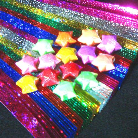 Origami Paper Ribbon - lucky wish origami paper ribbon free shipping buy