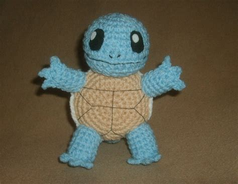 amigurumi squirtle pattern squirtle pattern knit and crochet pinterest