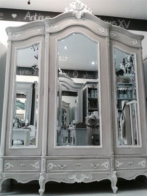FRENCH ARMOIRES CUPBOARD WARDROBES