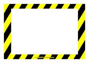 caution sign template editable warning danger sign templates sb10387