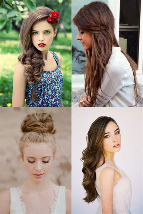 Senior Picture Hairstyles by Hairstyles For Senior Portraits Hairstyles By Unixcode