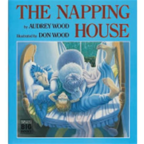 napping house the napping house big book