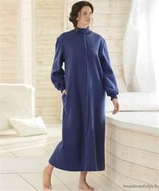 classique robe de chambre damart thermolactyl manches