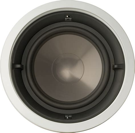 In Ceiling Powered Subwoofer by The Listening Post Christchurch Niles Cm 950 Sub Bass