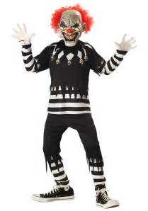 kids halloween costumes from party city kids scary clown costume child clown costumes