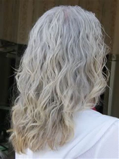 can ypu safely bodywave grey hair 17 best images about curly gray hair on pinterest see
