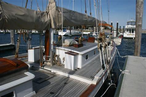 patterson boat company 1980 murray peterson coastal iii schooner boats yachts
