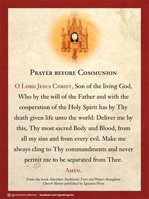 the before my communion books 35 best images about prayers on the miracle