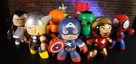 Mighty Muggs Marvel awesome picks marvel and wars mighty muggs comic vine
