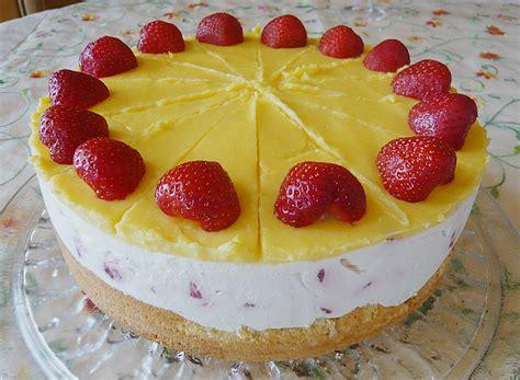 qimiq vanille kuchen erdbeer vanille kuchen rezept mit bild mima53