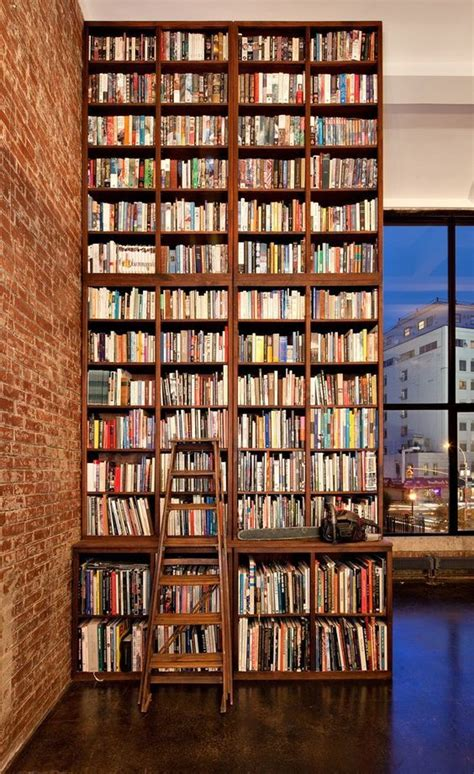 library wall bookshelves best 25 floor to ceiling bookshelves ideas on