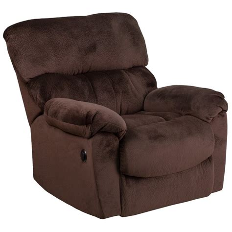 Push Button Recliner Chairs by Push Button Power Recliner In Chocolate Am P9998 5980 Gg