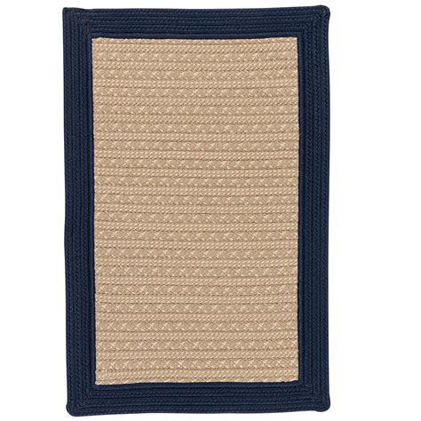 home decorators collection beverly navy 9 ft x 12 ft