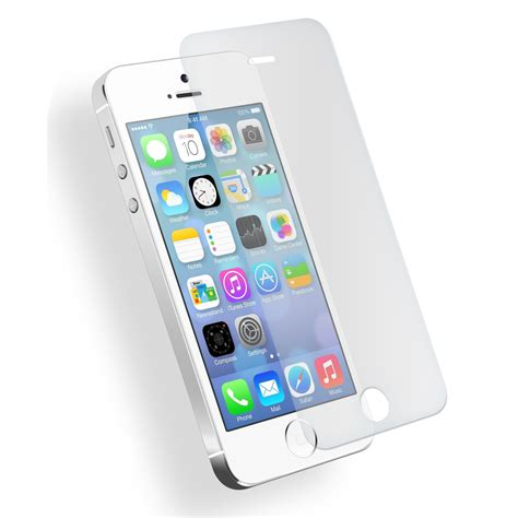 tempered glass ultra smart protection iphone  mm