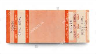 doc 574230 sporting event ticket template doc500231