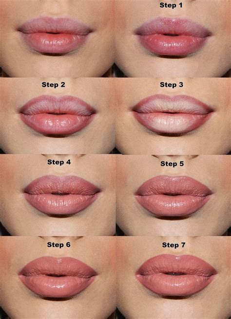 tattoo to make lips look bigger how to make your lips look fuller and bigger alldaychic