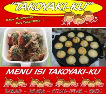 Paket Jualan Takoyaki cara membuat takoyaki khas jepang yang franchise