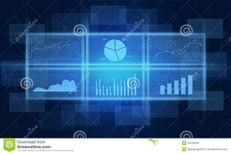 blue analysis abstract analysis background blue business chart