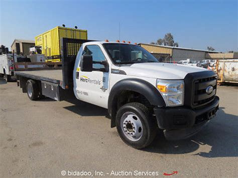 flat bed trucks for sale ford f550 flatbed trucks for sale 576 used trucks from 500