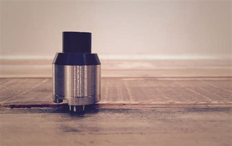 Drip Tip 510 Odis Collection Authentic the hyon usa pugio rda clone review