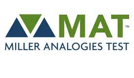 Mat Test by Miller Analogies National Tests Testing Services Uncw