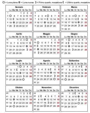 Calendario Islamico 2015 Calendario Lunare 2015 Calendario Fasi Lunari 2015