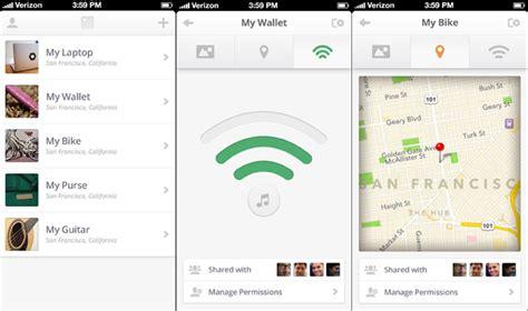 Tile Tracker App 6sqft Gift Guide High Tech Tile Helps Those Who