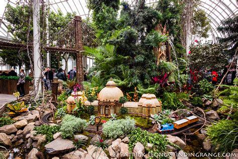 Holiday Train Show At The New York Botanical Garden Trains Botanical Gardens