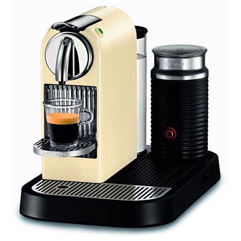 Nespresso Coffee Machine delonghi nespresso citiz milk 60 s en 266 cwae coffee machine white genuine ebay