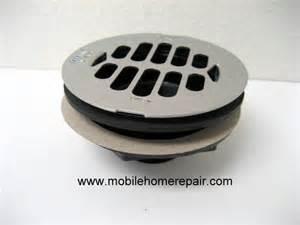 mobile home shower drain plumbing parts mobile home repair