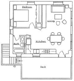 Apartment Floorplans by Garage Apartment Floor Plans 24x40 Bing Images