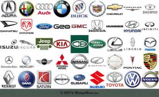 Cars Symbol All Logos Car Company Logos
