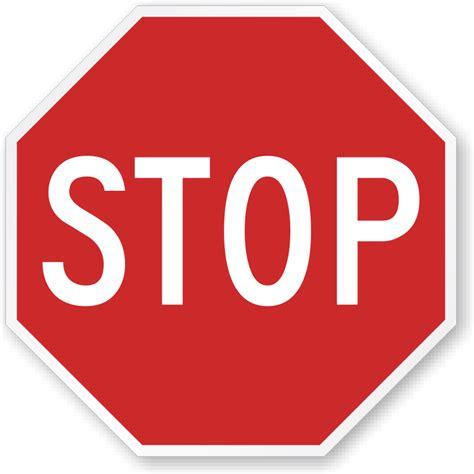 Stop X Stop Sign R1 1 Sku X R1 1
