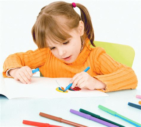 child color 8 ways art benefits our everyday lives