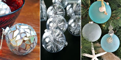 how to decorate glass ornaments for 30 creative ideas for decorating and filling clear glass