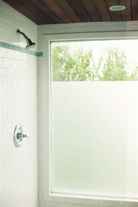 Bathroom Windows In Shower 25 Best Ideas About Bathroom Window Privacy On Pinterest Frosted Window Privacy Glass And