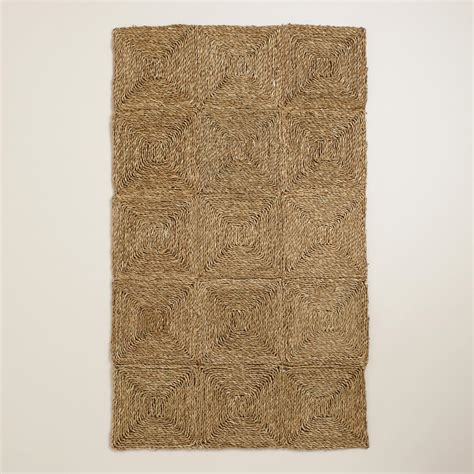 Outdoor Seagrass Rug 3 X5 Seagrass Matting World Market