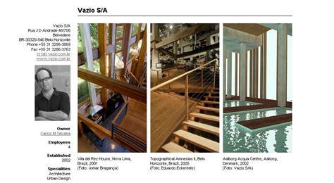 world architects world architects vazio s a