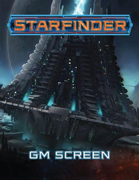 starfinder flip mat starship books a starfinder bonanza preorder ap