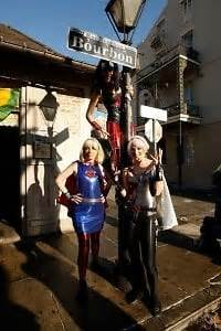 spent mardi gras zulu parade  st