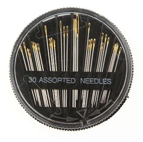 Storage Kayu Untuk Jarum Jahit Tangan jarum jahit tangan 30pcs assorted needles for sewing craftbymood