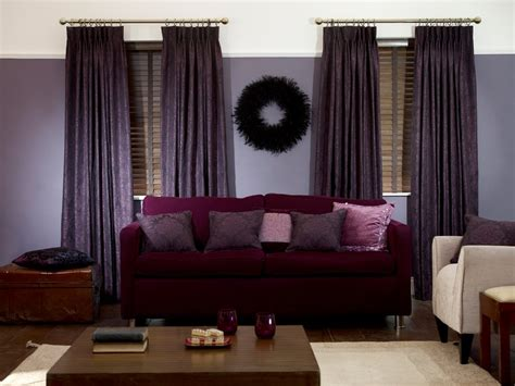living room with purple curtains curtains 2 go announces launch interior bulletin