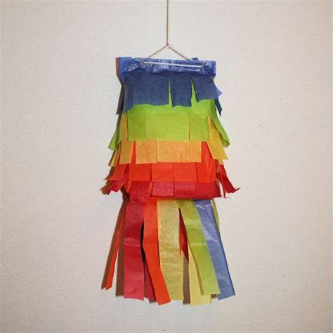 How To Make A Paper Pinata - on how to make a paper bag pinata