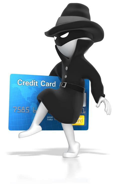 how do thieves make credit cards