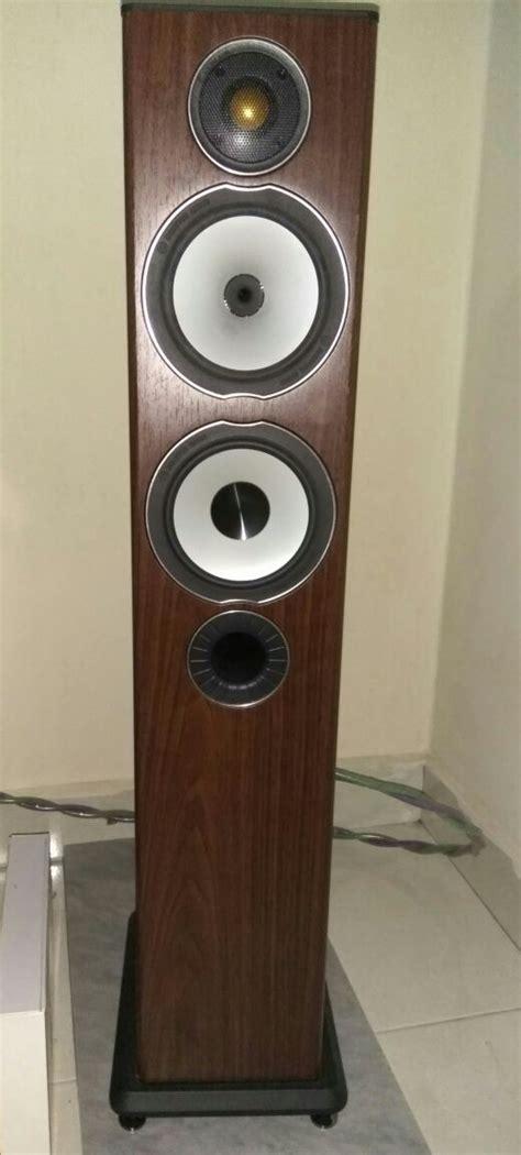 monitor audio bx floorstander speaker