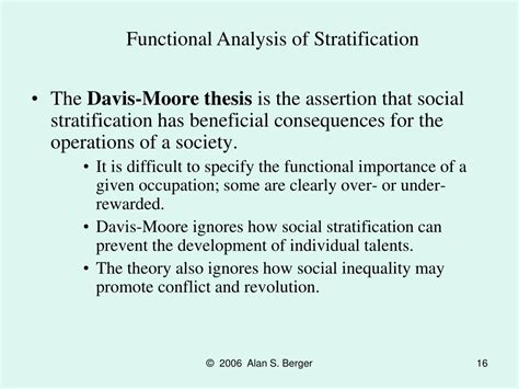 the davis thesis davis thesis of social stratification 28 images how