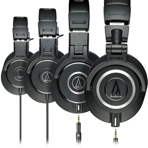 Ok Audio Tech M40x Black new updated audio technica headphones m20x m30x m40x